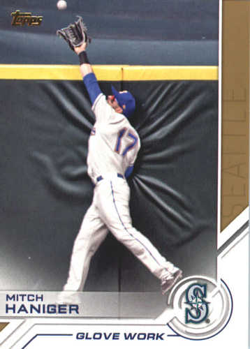 Photo of 2017 Topps Update Salute #USS11 Mitch Haniger