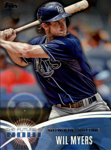 Photo of 2014 Topps The Future is Now #FN17 Wil Myers