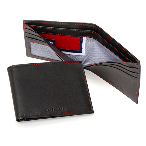 Photo of Tokens & Icons Washington Nationals Game Used Uniform Wallet