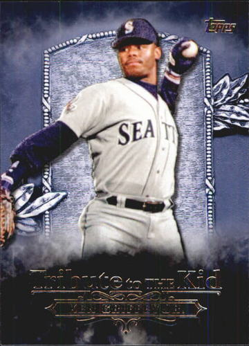 Photo of 2016 Topps Tribute to the Kid #KID5 Ken Griffey Jr.