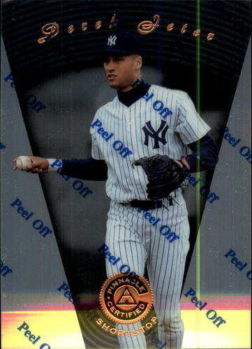 Photo of 1997 Pinnacle Certified #51 Derek Jeter