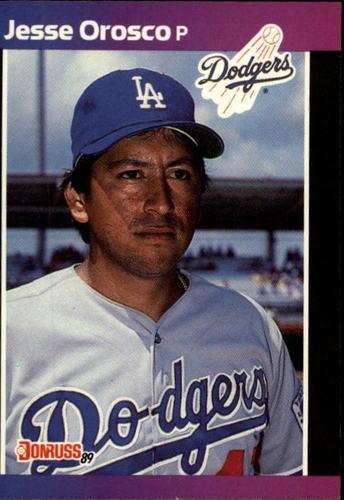 Photo of 1989 Donruss #228 Jesse Orosco