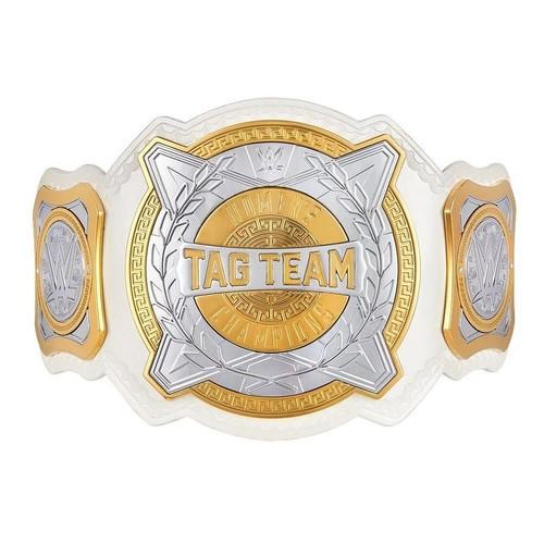 Tamina Snuka and Natalya SIGNED Women's Tag Team Replica Championship Title