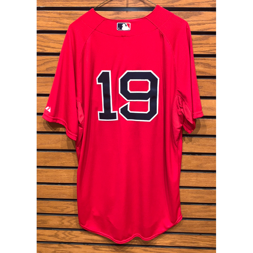 Photo of #19 Team Issued 2015 Home Alternate Jersey