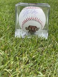 Photo of Mason Martin Signed Baseball