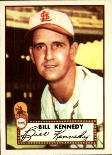 Photo of 1983 Topps 1952 Reprint #102 Bill Kennedy