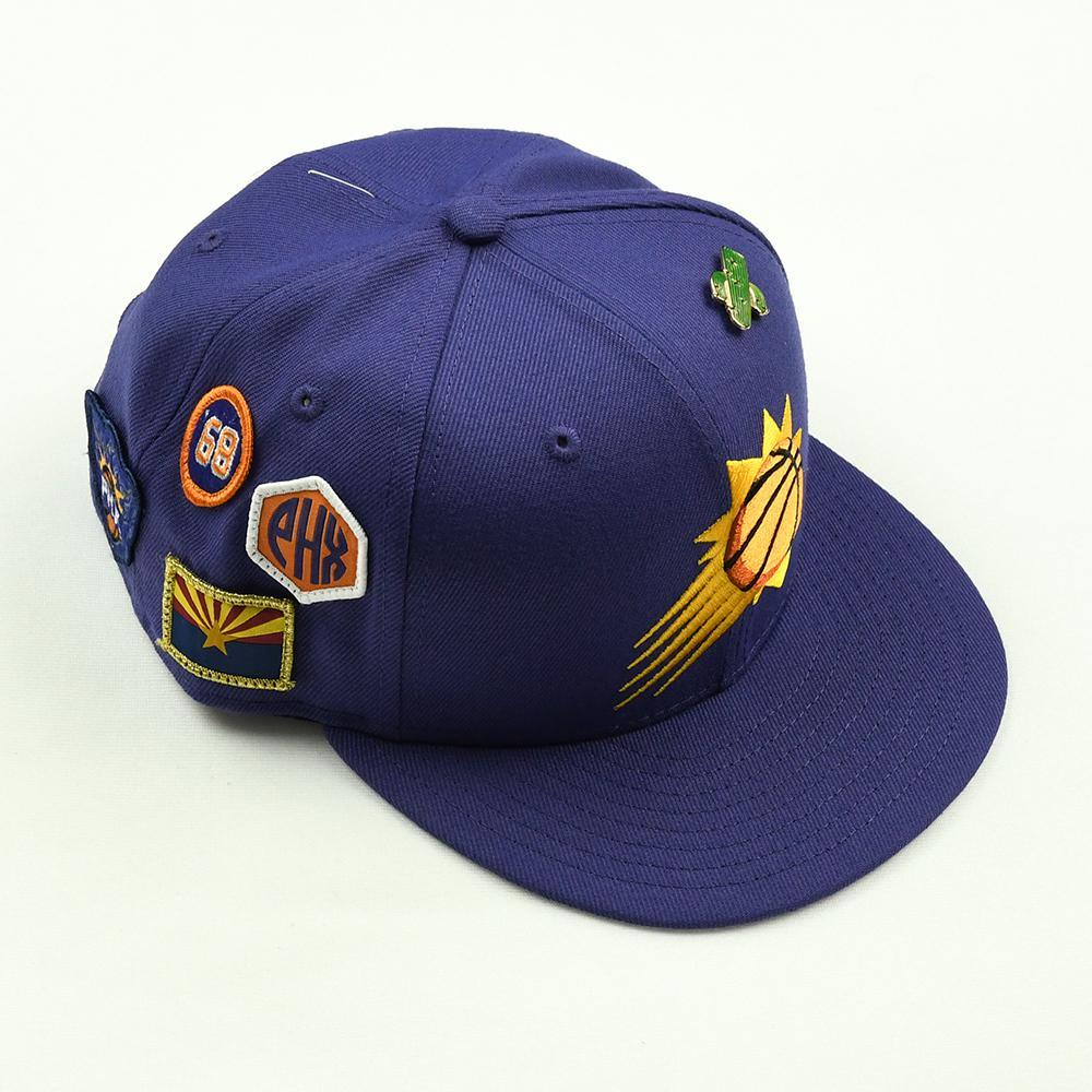 Deandre Ayton - Phoenix Suns - 2018 NBA Draft Class - Draft Night Photo-Shoot Worn Hat