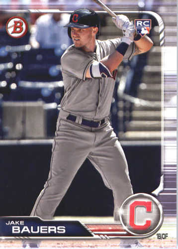 Photo of 2019 Bowman #76 Jake Bauers RC