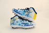 My Cause My Cleats -  Patriots Adam Butler signed custom cleats - supporting  Family Promise