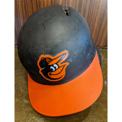 Photo of Stevie Wilkerson - Team-Issued Road Batting Helmet