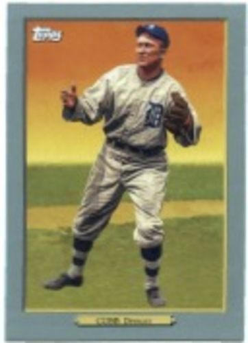 Photo of 2020 Topps Turkey Red '20 Series 2 #TR73 Ty Cobb