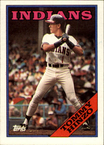 Photo of 1988 Topps #576 Tommy Hinzo