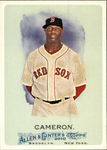 Photo of 2010 Topps Allen and Ginter #239 Mike Cameron