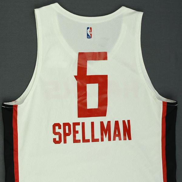 Omari Spellman - Atlanta Hawks - 2018 NBA Summer League - Game ...