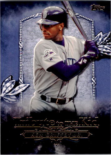 Photo of 2016 Topps Tribute to the Kid #KID9 Ken Griffey Jr.