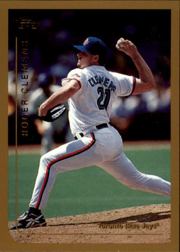 Photo of 1999 Topps #1 Roger Clemens