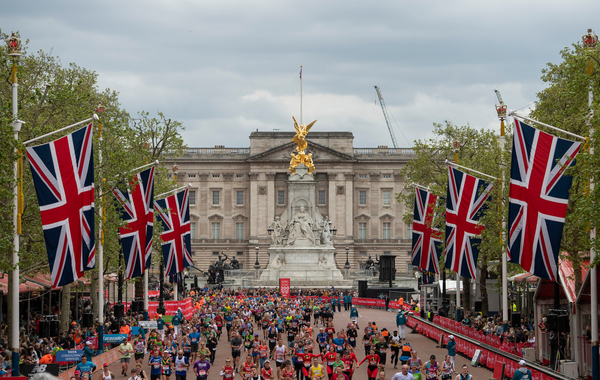 Clickable image to visit Run The 2020 Virgin Money London Marathon including a 2-night Stay at the InterContinental London - The O2