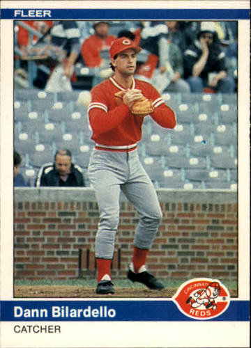 Photo of 1984 Fleer #464 Dann Bilardello