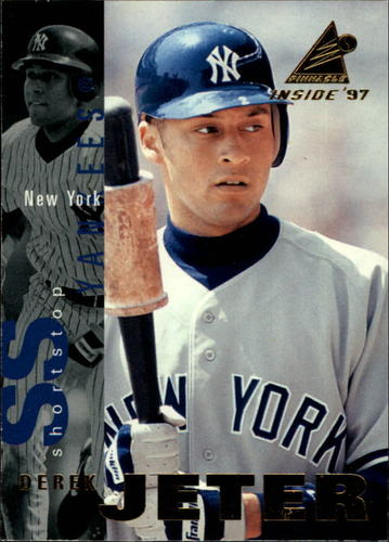 Photo of 1997 Pinnacle Inside #87 Derek Jeter