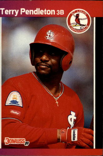 Photo of 1989 Donruss #230 Terry Pendleton