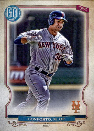 Photo of 2020 Topps Gypsy Queen #24 Michael Conforto