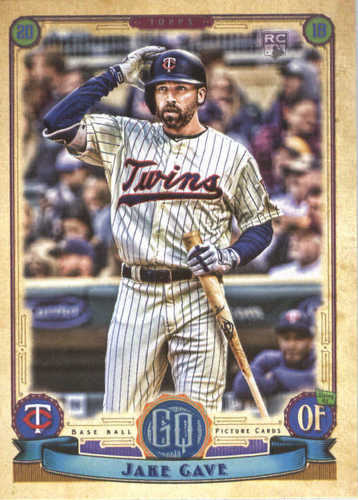 Photo of 2019 Topps Gypsy Queen #156 Jake Cave RC