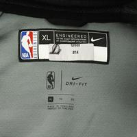 Danny Green - Los Angeles Lakers - 2020 NBA Finals Game 5 - Game-Worn Hooded Warmup Jacket