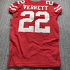 STS - 49ers Jason Verrett Game Used Jersey (11/5/20)