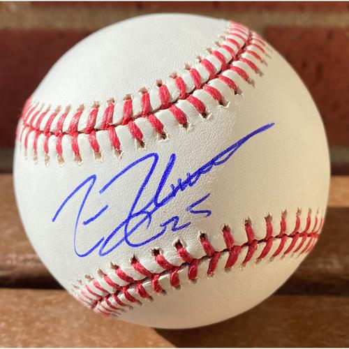 Photo of Tyler Flowers Autographed Baseball