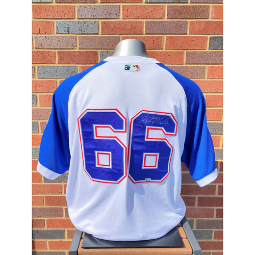 Photo of Kyle Muller MLB Authenticated, Autographed (Team-Issued or Game-Used) 1974 Style Jersey