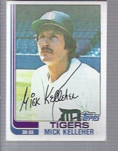 Photo of 1982 Topps #184 Mick Kelleher