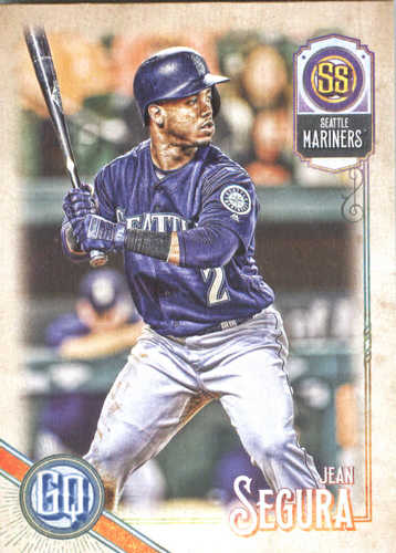 Photo of 2018 Topps Gypsy Queen #185 Jean Segura