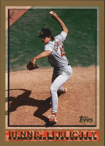 Photo of 1998 Topps #200 Dennis Eckersley
