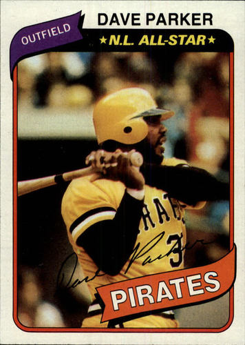 Photo of 1980 Topps #310 Dave Parker