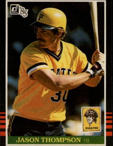 Photo of 1985 Donruss #322 Jason Thompson