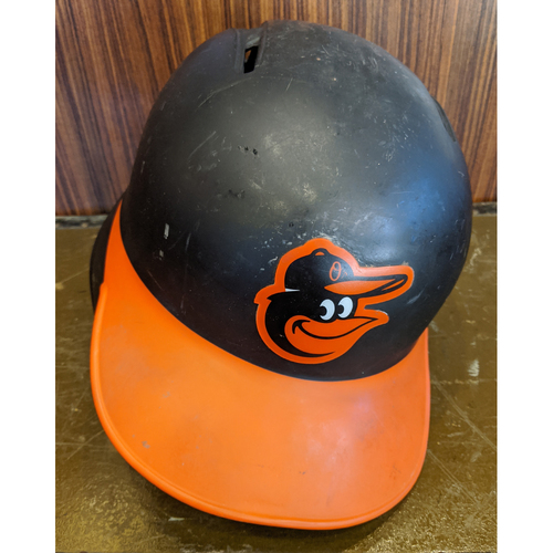 Photo of Dwight Smith Jr - Team-Issued Road Batting Helmet