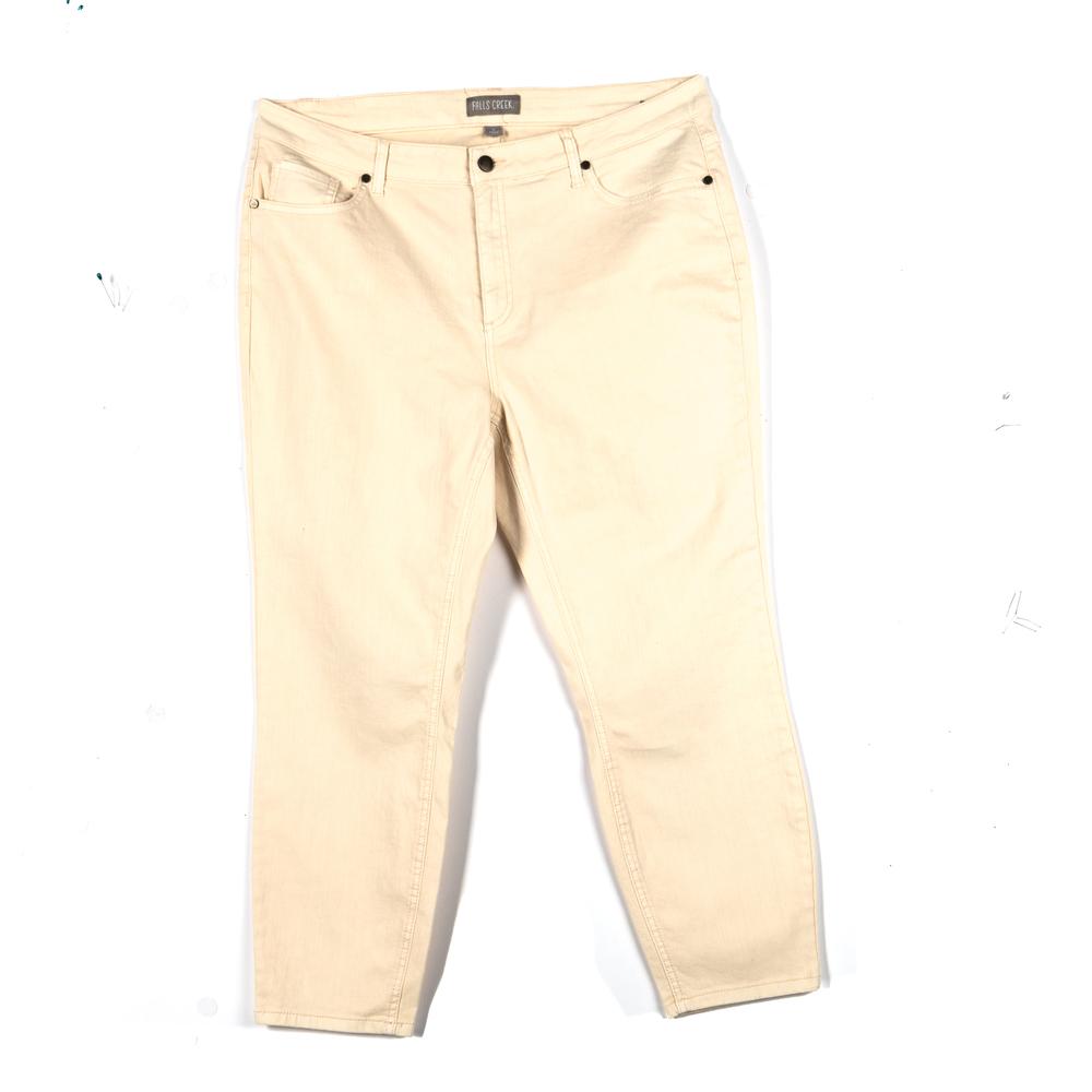 Photo of Skinny Crop Pants