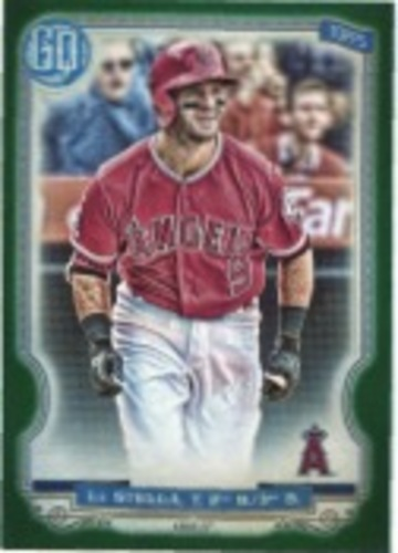 Photo of 2020 Topps Gypsy Queen Green #290 Tommy La Stella