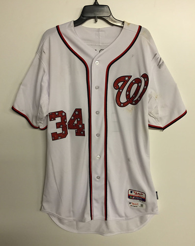 newest bbdf4 bb5a2 bryce harper stars and stripes jersey