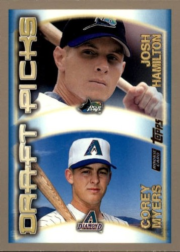 Photo of 2000 Topps #449 Josh Hamilton