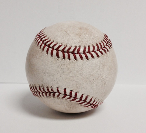 Mike Trout 2013 Game-Used Baseball