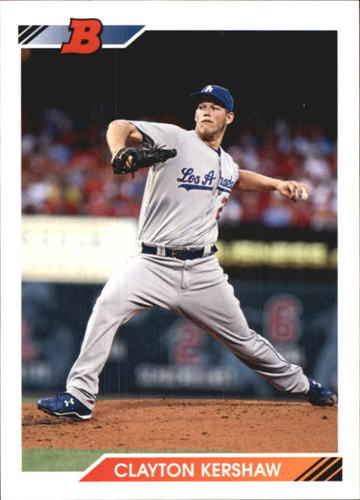 Photo of 2010 Bowman 1992 Bowman Throwbacks #BT97 Clayton Kershaw