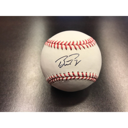 Giants Community Fund: Buster Posey Autographed Baseball