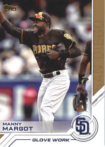 Photo of 2017 Topps Update Salute #USS22 Manny Margot
