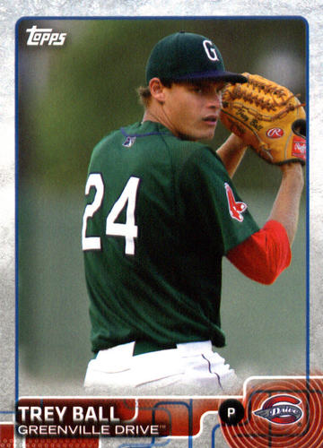 Photo of 2015 Topps Pro Debut #78 Trey Ball