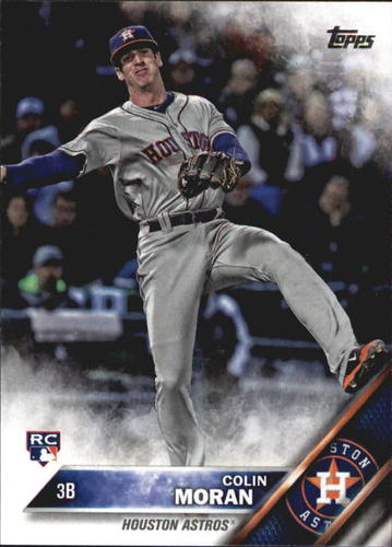 Photo of 2016 Topps Update #US220A Colin Moran Rookie Card