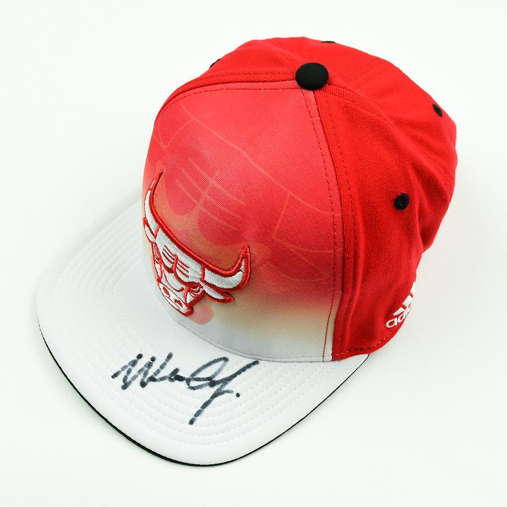 Wendell Carter Jr. - Chicago Bulls - 2018 NBA Draft Class - Autographed Hat