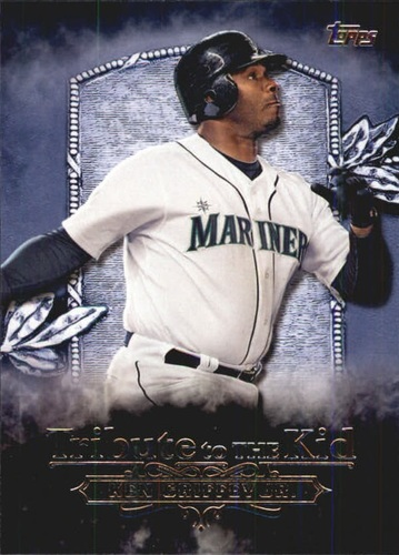 Photo of 2016 Topps Tribute to the Kid #KID11 Ken Griffey Jr.