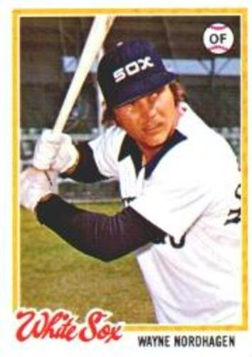 Photo of 1978 Topps #231 Wayne Nordhagen RC
