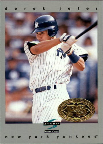 Photo of 1997 Score Premium Stock #35 Derek Jeter